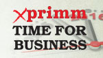 XPRIMM TIME FOR BUSSINESS 2016